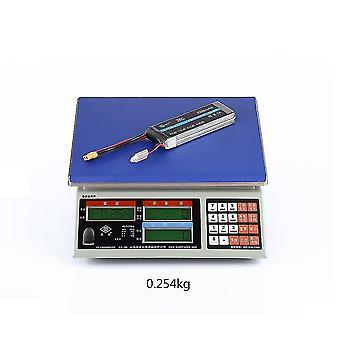 11.1v 3300mah 35c Xt60 Plug Li-poly genopladeligt batteri 6544125b til Rc Drone