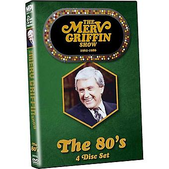 Merv Griffin: Best of the 80s [DVD] USA import