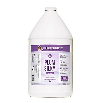 Natures Specialties Plum Silky Cologne For Pets 4 Litre