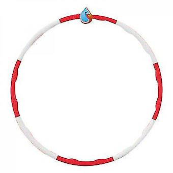 Colorful Adjustable Size Hula Hoop,easy To Carry,fast Weight Loss,8 Hula Hoop