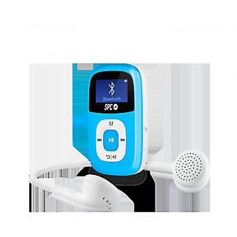 Bluetooth SPC 8668A 8 GB BLUETOOTH RADIO FM Blue