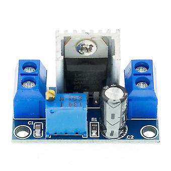1Pcs lm317調整可能な電圧レギュレータ電源lm317 dc-dcコンバータバックステップ回路基板モジュールリニアレギュレータep134