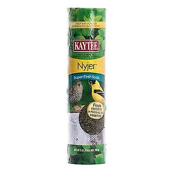 Kaytee Super Finch Sock Bird Feeder - 25 oz