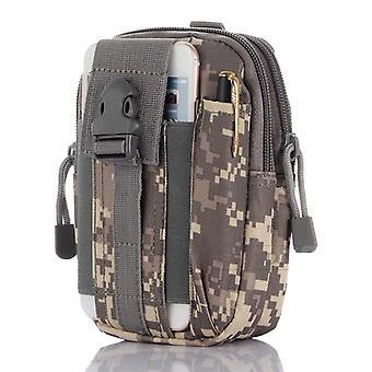 مول الهاتف الحقيبة الخصر حقيبة الخصر العسكرية ملحق حقيبة جير فائدة