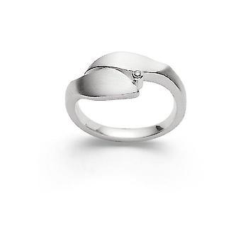 Bastian Inverun - Ring Sterling Silver - Diamant - 28031.54