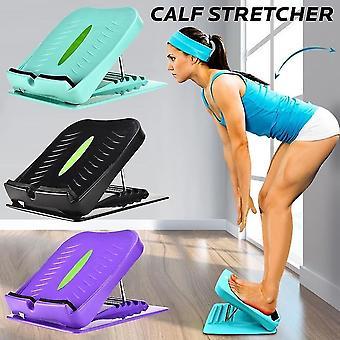 Antideslizante ajustable para la pantorrilla del pie Camilla Tilt Board Body Stretching Tool (verde)