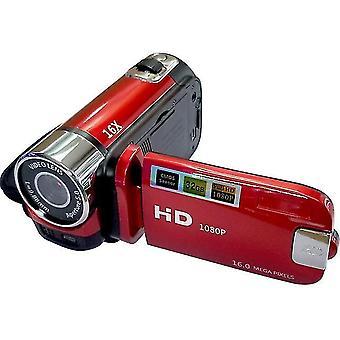New 1080p professional 16x video camera camcorder vlogging full hd dv digital 2 colors support