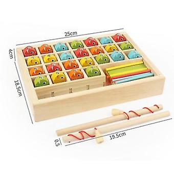 Fishing Magnetic Toy Children's 1-2 Years Old Toy Intelligence Development