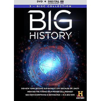 Grote geschiedenis [DVD] USA importeren