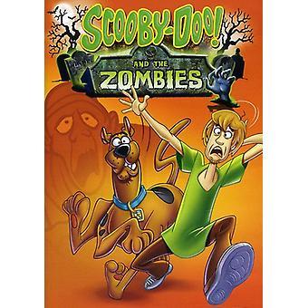 Scooby-Doo! & importare gli zombie [DVD] Stati Uniti d'America