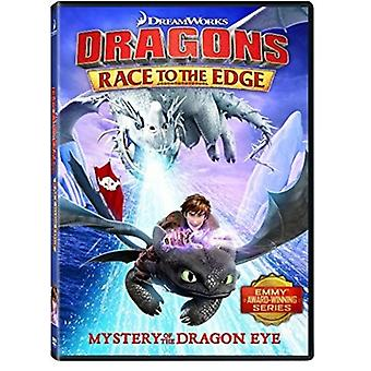 Dragons: Race to the Edge - Mystery of Dragon Eye [DVD] USA import
