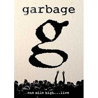 Garbage - One Mile High [DVD] USA import