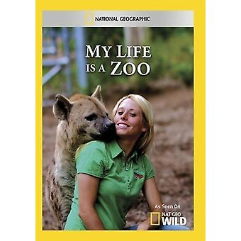 My Life Is a Zoo [DVD] USA import
