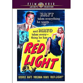 Punainen valo [DVD] USA tuonti