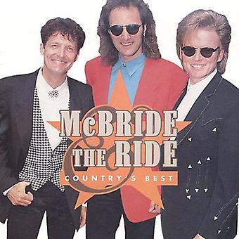 McBride & the Ride - Country's Best [CD] USA import