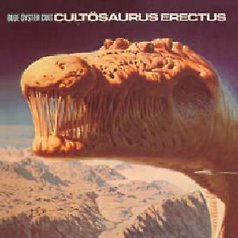 Blue Oyster Cult - Cultosaurus Erectus [CD] USA import