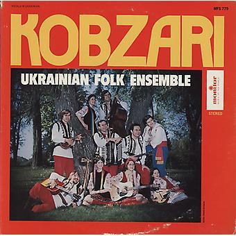 Kobzari - Kobzari Ukrainian Folk Ensemble [CD] USA import
