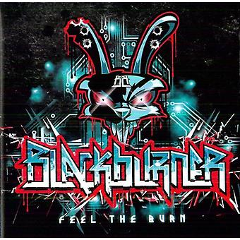 Blackburner - fühle mich brennen [CD] USA Import