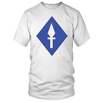 Britiske hæren 1 Signal Brigade Mens T-skjorte