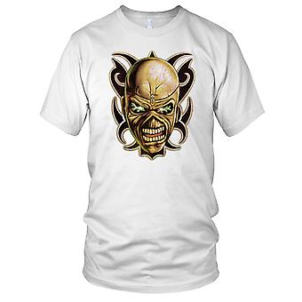 Eddie Screaming Skull - Biker moto moto Kids T-Shirt