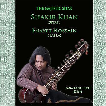 Khan * Shakir / Hossain * Enayet - majestueuze Sitar [CD] USA import