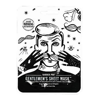 BARBER PRO Gentlemens Sheet Mask 23g