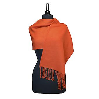 Biagio 100% ull Pashmina solid scarf kvinnors sjal wrap