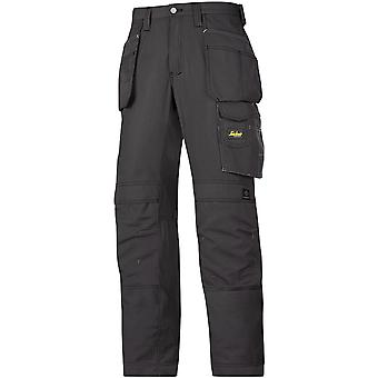 Snickers Mens Ripstop Craftsmen Lightweight Reinforced Work Trousers