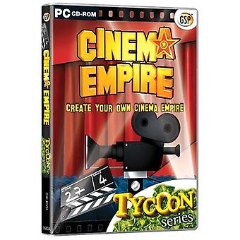 Cinema Empire (PC CD) - Nowość