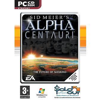 Sid Meiers Alpha Centauri Complete (PC)-nytt