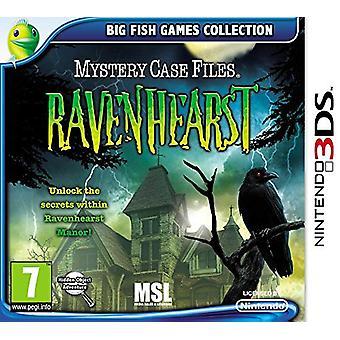 Mystery Case Files Ravenhearst (Nintendo 3DS) - New