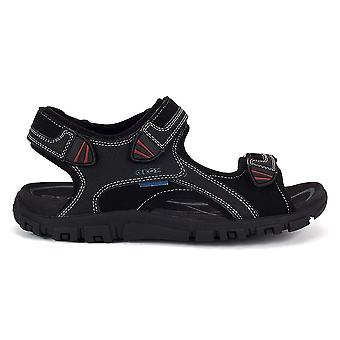 Geox Strada U6224C0AU50C9999 universal sommer menn sko