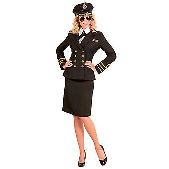 Navy Officer kostym