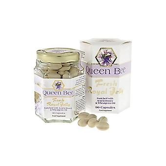 Queen Bee, Royal Jelly 90 capsules
