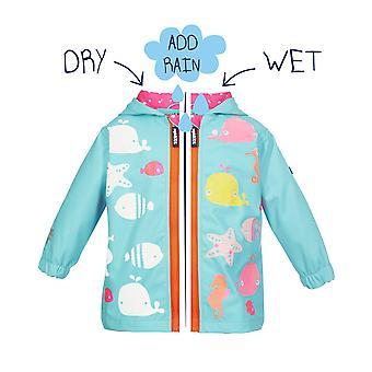 Squidkids Denizyıldızı Renk Değiştirme Yağmurluk