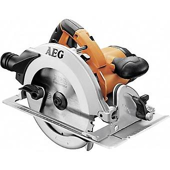 AEG Powertools KS66-2 Handheld circular saw 190 mm incl. bag 1600 W