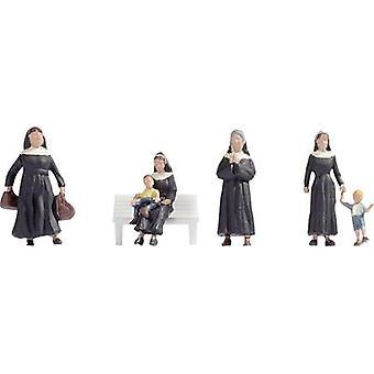 NOCH 15400 H0 Figures nuns