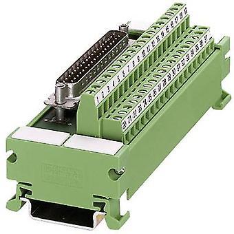 Phoenix Contact 2962780 UM 45-D15SUB/S VARIOFACE-Modul für D-SUB Multi-Pin Stecker - Baureihe UM 45 D 0,14 - 1,5 mm ²