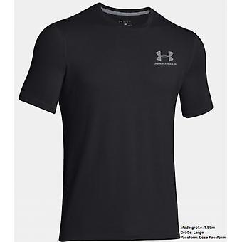 Under Armour sportstyle logo kort-sleeved tee menn 1257616