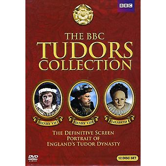 BBC Tudors Collection [DVD] USA import