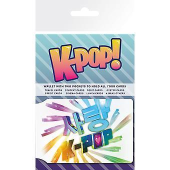 KPop Love Card Holder