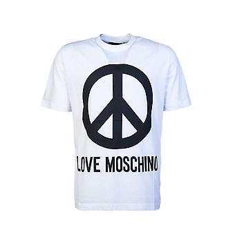 Moschino T Shirt M4732 2e M3876