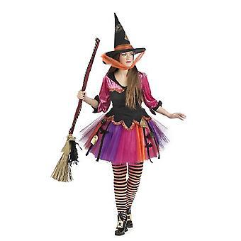 Heks Womens kostuum heks kostuum heks Halloween heks jurk kostuum