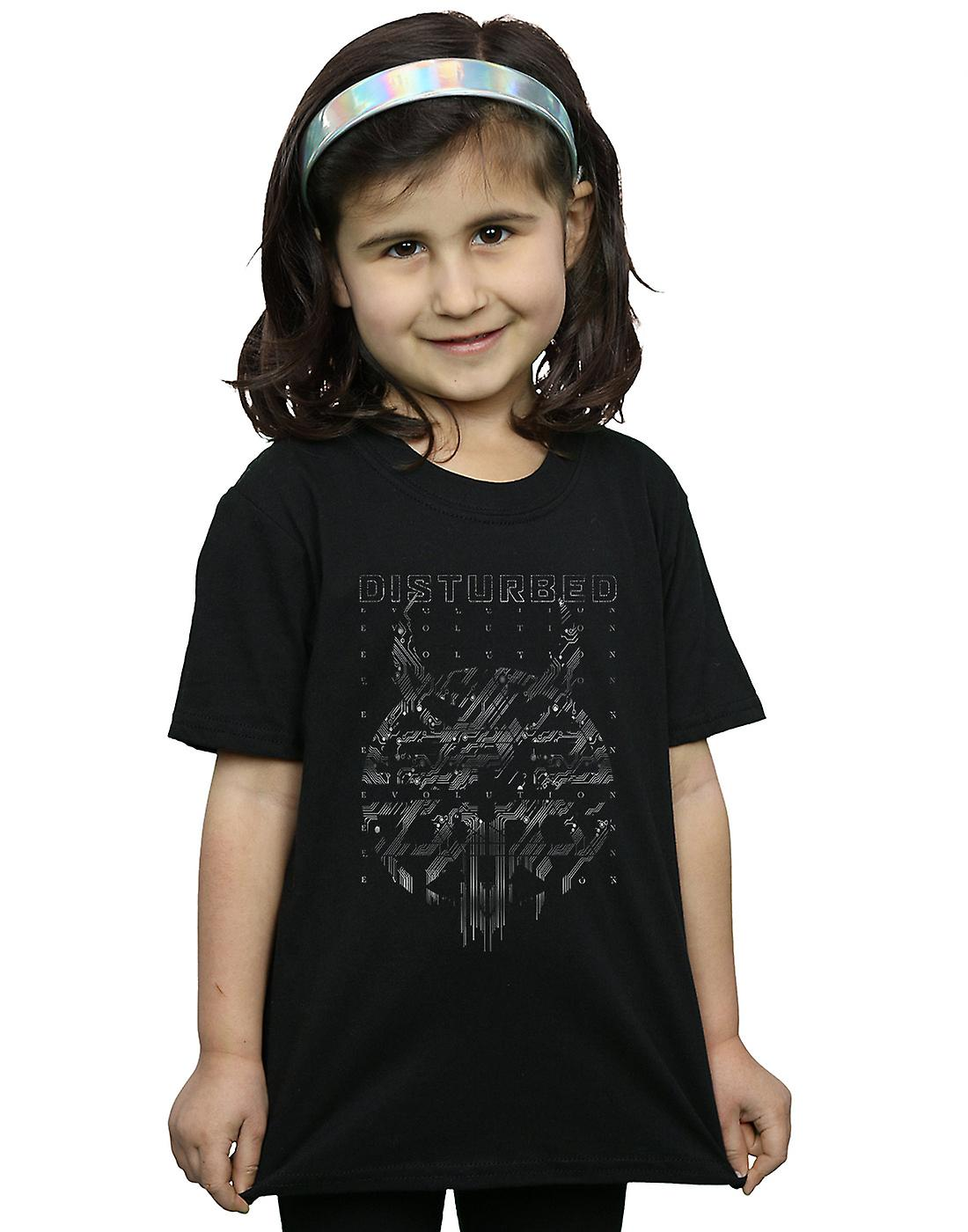 Disturbed Girls Omni Circuit T-Shirt