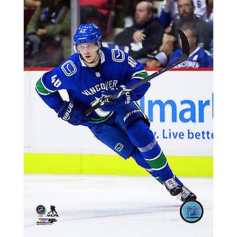 Elias Pettersson 2018-19 Action Photo Print