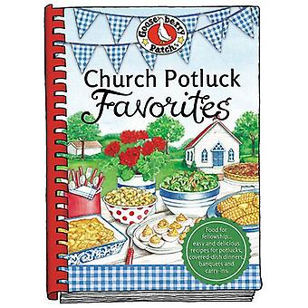 Church Potluck Favorites by Gooseberry Patch - 9781620932223 Book