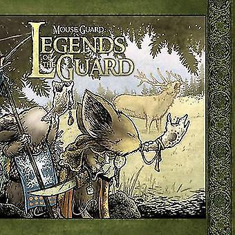 Mouse Guard - v. 1 - legender av vakten av David Petersen - Jeremy Ba
