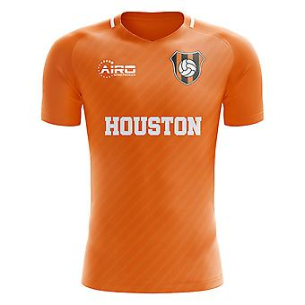 2020-2021 Houston Home Concept Football Shirt - Kids