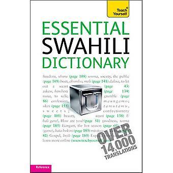 Wesentlichen Swahili Wörterbuch - Teach Yourself - Swahili-Englisch Englisch