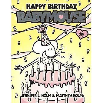 Feliz aniversário, Babymouse